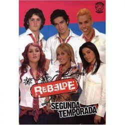 PRÉ VENDA -  Segunda Temporada de Rebelde