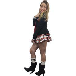 Saia Xadrez - Rebelde (SEM TULE)