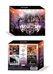 PRÉ-VENDA Box Edicion Limitada - En Vivo (cds+dvds)