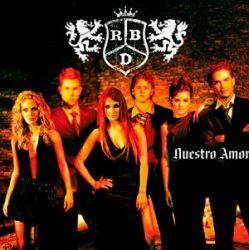 CD Nuestro Amor